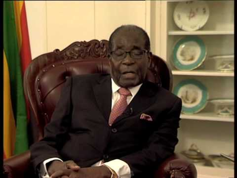 Interview with President Mugabe as he turns 90 II Part 1