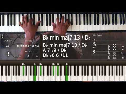 To God Be The Glory (F) Solo Piano Version (w/ Piano Tutorial)