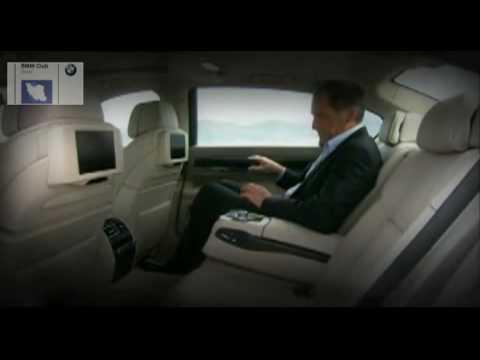 Bmw 750i Interior. BMW 7 Series- Interior