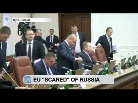 EU Should Not Be 'Scared' of Russia: Ukrainian PM says expanding EU eastwards vital