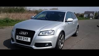 #Audi #A3 #Quattro #Black Edition | #Dunfermline | 'DK11 SYX'