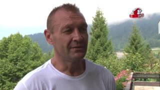 Camp de préparation Villars 2017 - Entretien avec Dan Ratushny