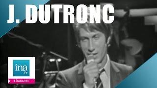 Jacques Dutronc 34 Les Cactus 34 Archive Ina