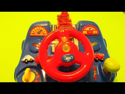 Fireman Sam new Fire Engine Driving Game.