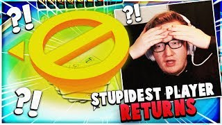 The STUPIDEST UNO Player Returns!