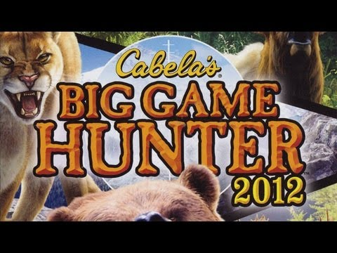 Classic Game Room BIG GAME HUNTER 2012 review