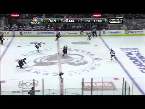 Nathan MacKinnon Rookie Highlights (2014 NHL Playoffs)
