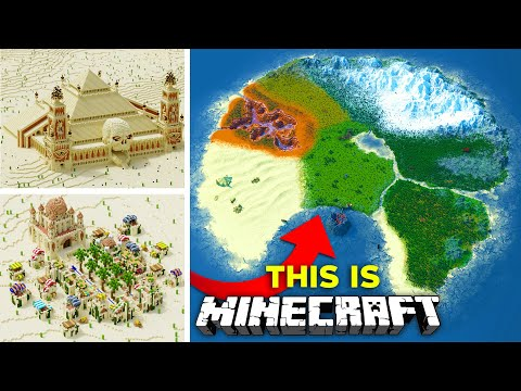 Download Lagu Transforming ALL of Minecraft - The ULTIMATE Survival World   Part 2.mp3