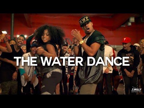 Chris Porter ft Pitbull - #TheWaterDance | Choreography by @TriciaMiranda - Filmed by @TimMilgram