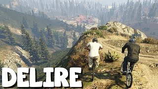 (Video-Delire) GTA 5 Online avec Azz - Episode 19