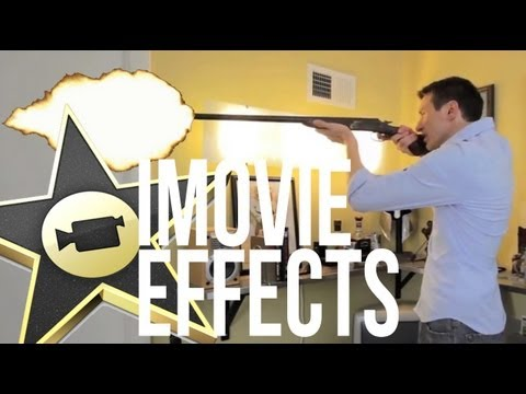 iMovie Effects