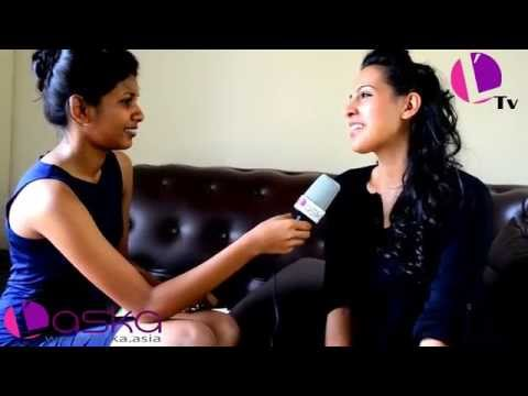 Amazing Stephanie Siriwardena with Anushiya -