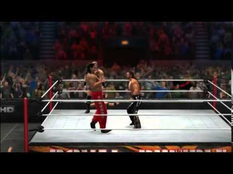 WWE 2K14   40 Man Royal Rumble
