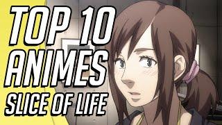 Los 10 Mejores Animes Slice of Life