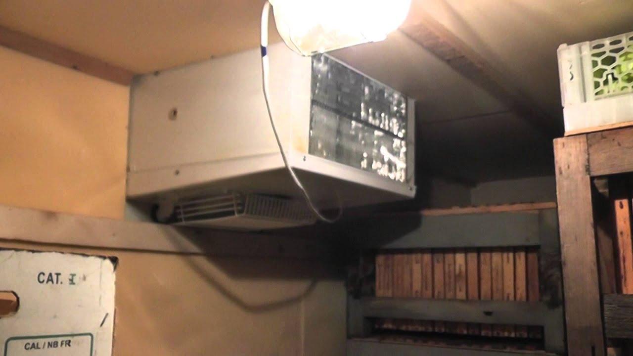 Как из кондиционера сделать холодильник