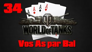 Vos As par Bal - 34 - World of Tanks