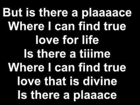 Gyptian - place time (Lyrics)
