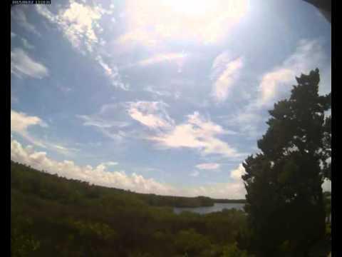 Cloud Camera 2015-08-12: Pasco Energy and Marine Center