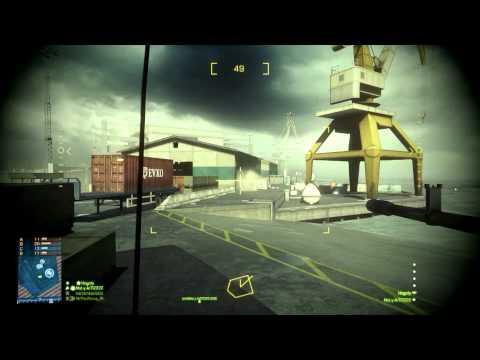 Zagrajmy w Battlefield 3 # 06 Kanały Nouszahr : Drużynowy Deathmatch Najlepszy gracz