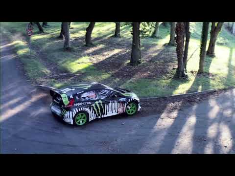 Dc Shoes: Ken Block's Gymkhana Three, Part 2; Ultimate Playground; L'autodrome, France video