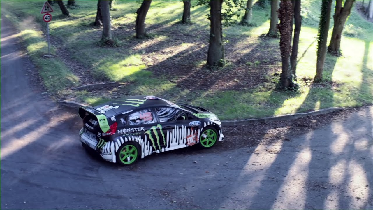 dc shoes ken block 39 s gymkhana three part 2 ultimate playground l 39 autodrome france youtube. Black Bedroom Furniture Sets. Home Design Ideas