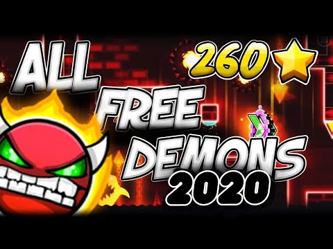 ALL SECRET WAY DEMONS 2018! (Not Patched)