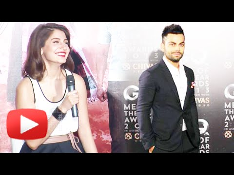Anushka Sharma Blushes At The Mention Of Virat Kohli – PK Teaser Launch
