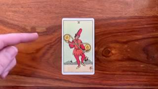 Daily Tarot Reading for 19 November 2018 | Gregory Scott Tarot