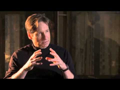 "David Duchovny Interview for ""Phantom"""