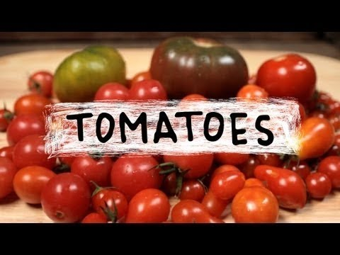 Superfoods - Tomatoes