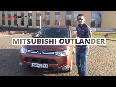 Mitsubishi Outlander 2.2d. 4WD. 2013 - test AutoCentrum.pl #024