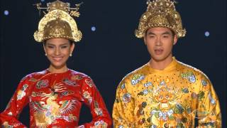 Fashion Show: Áo Dài ABC in PBN 111 S.