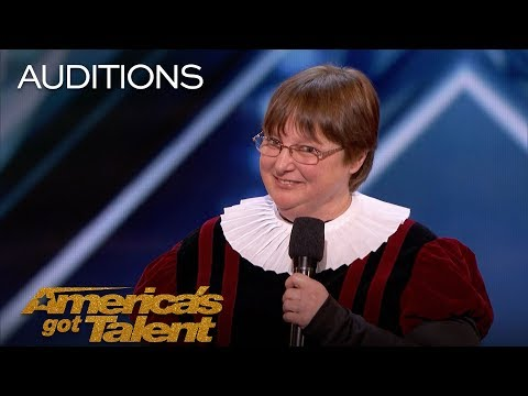 The Judges Get Bored During The AGT Auditions - America's Got Talent 2018