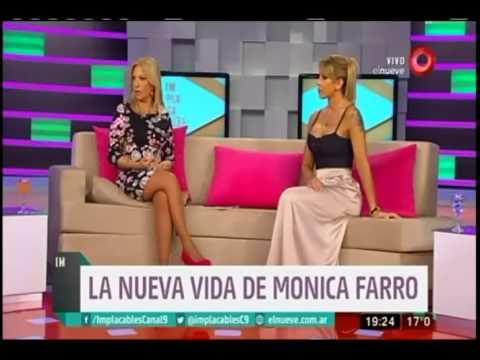 ¡Hoy nos visitó Mónica Farro!