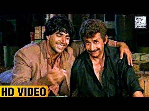 Bollwood Flashback: Akshay Kumar And Naseeruddin Shah's Daava RARE Interview   Lehren Diaries
