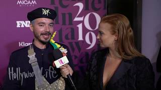 J Balvin Speaks On Fashion, Latin Grammys, & His Viral Speech In Colombia