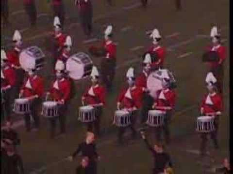 The Illinois State University Big Red Marching Machine's 2005 Year in Review.