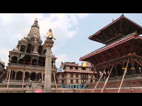 Jonny's Post Earthquake Experience in Nepal - Kathmandu Exploration