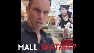 Mall Skating? | Sebastian Maniscalco: #ArentYouEmbarrassed