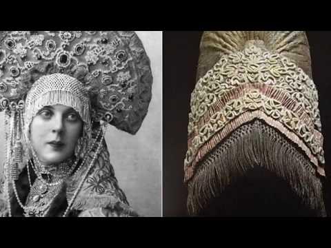 Забытая корона русских красавиц.
