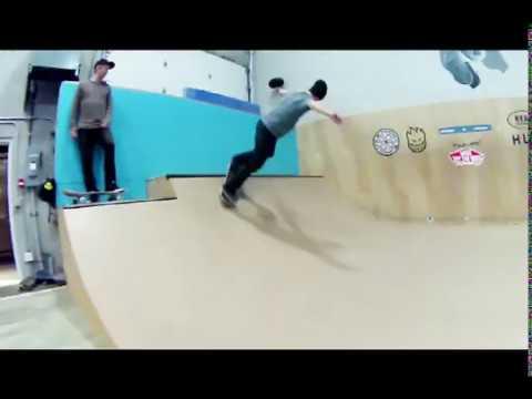 Skate night at Air House