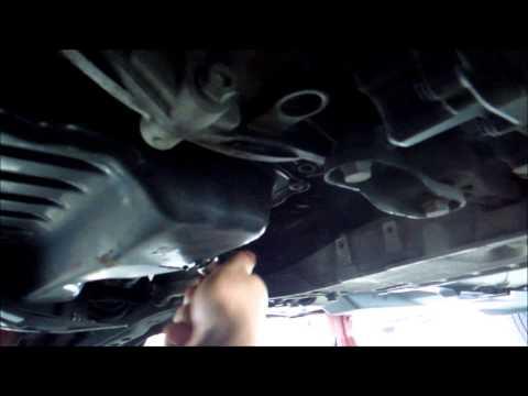 HOW TO CHANGE OIL MK6 Volkswagen golf GTI 2011
