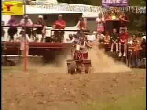Rototiller Racing
