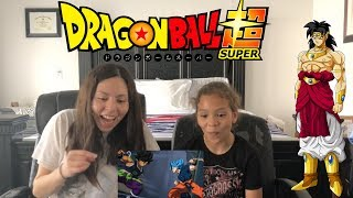 Dragon Ball Super: Broly Movie Trailer REACTION