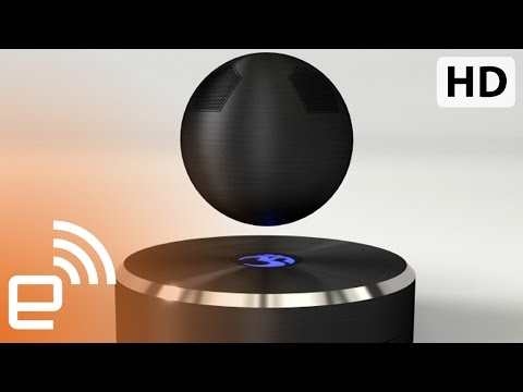 OM Audio levitating speaker | Engadget