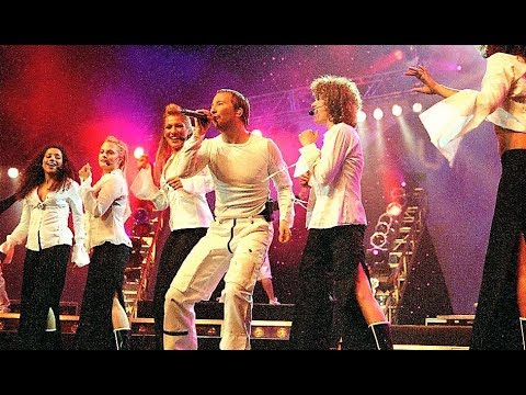 DJ BoBo & No Angels WHERE IS YOUR LOVE ( Live In Concert 2002 )