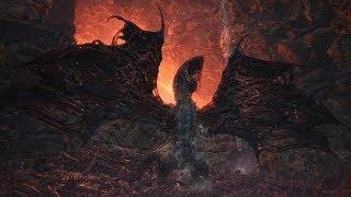 Monster Hunter: World - Mixed Lance Set for Arch-Tempered Vaal Hazak (Endgame)