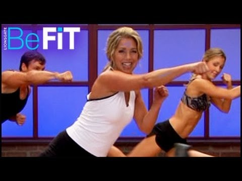 Kickboxing Cardio Sculpt & Burn Workout