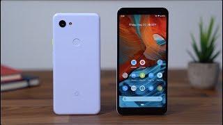 Google Pixel 3a (XL) Review!