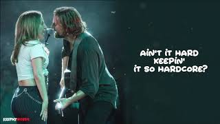 Download Lagu Lady Gaga & Bradley Cooper - Shallow ( Lyrics Video ) Gratis STAFABAND